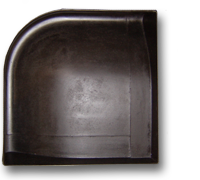 Outward Radius Swimming Pool Mould - Wetcast ABS Moulds